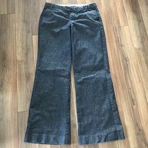 GAP wide leg trousers jeans